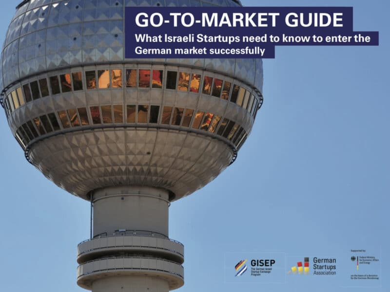 Go-To-Market-Guide for Germany