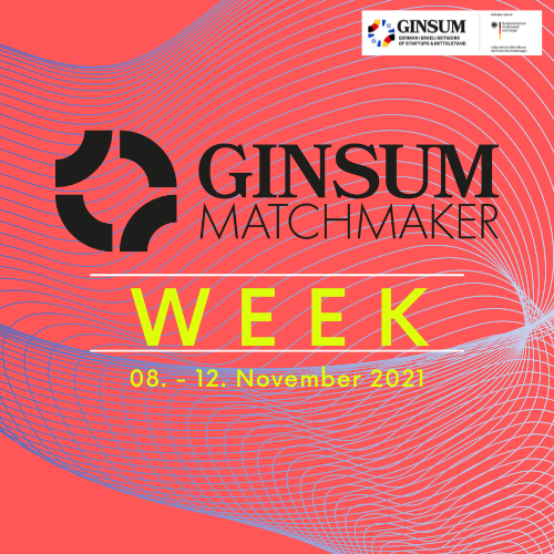 GINSUM MATCHMAKER WEEK