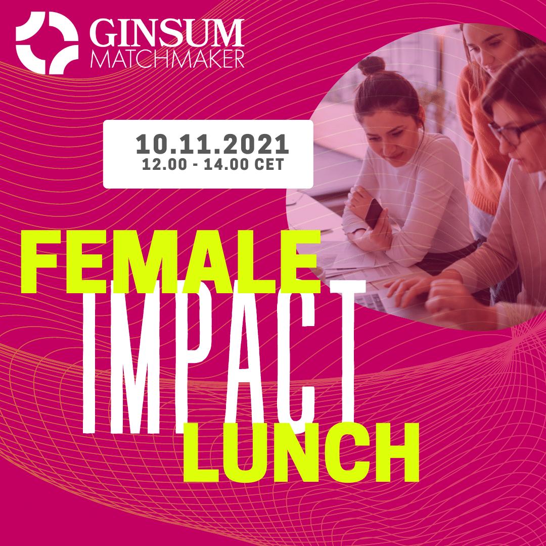 Female Impact Lunch